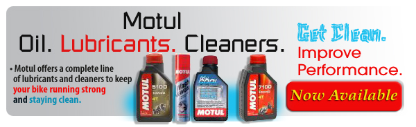 Motul Oil, Lubes and Cleaners