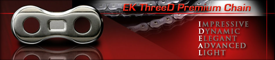 EK ThreeD Chain from Schnitz Racing